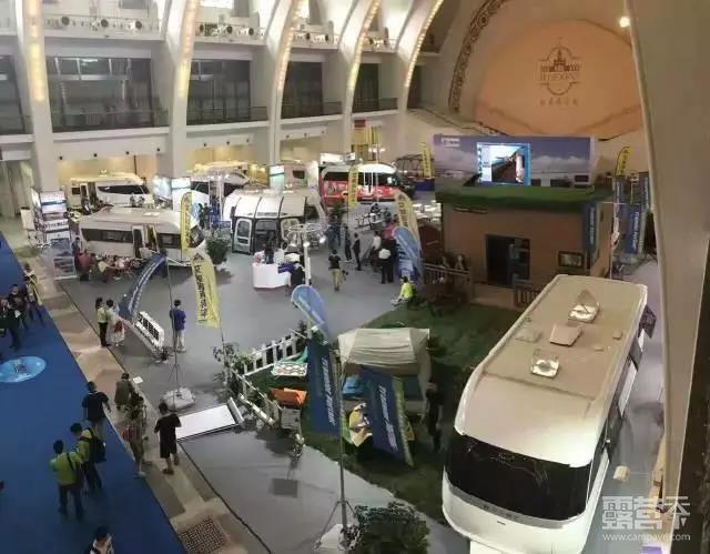 2017 AIC中国国际房车展在京盛大开幕